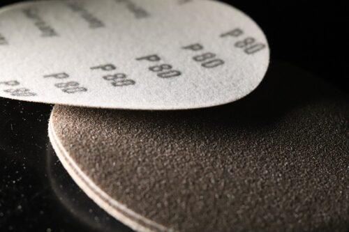 Film-Backed Sanding Discs